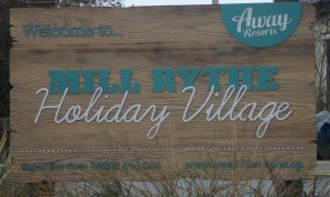 Mill Rythe holiday village