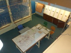 operations room York cold war bunker