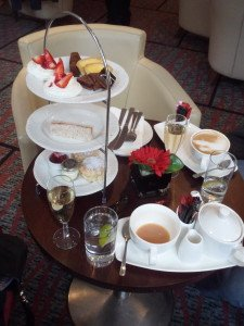Carlton Hotel Edinburgh Afternoon Tea