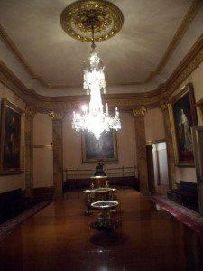 Aspley House London Dining room
