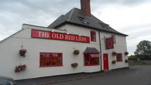 The Old Red Lion welham