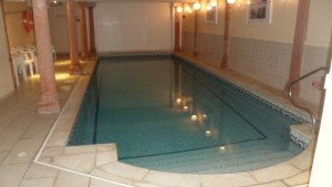 Dryburgh Abbey hotel pool