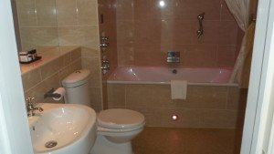 Crown spa hotel Scarborough review