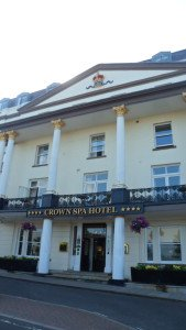 Crown Spa Hotel Review