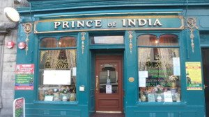 Prince of India Peebles Town