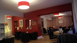 where to eat in peebles
