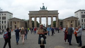 The Berlin Arch
