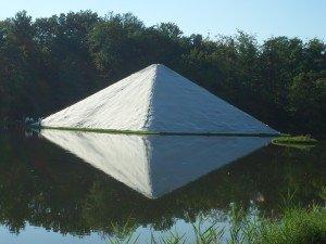 Schloss Branitz pyramid