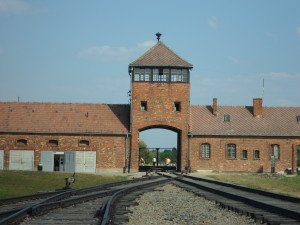 where is auschwitz