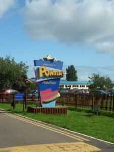 Adult only pontins