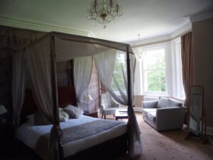 friars carse four poster bed
